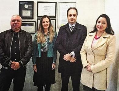 Parceria Martelli Advogados com o Grupo RIC